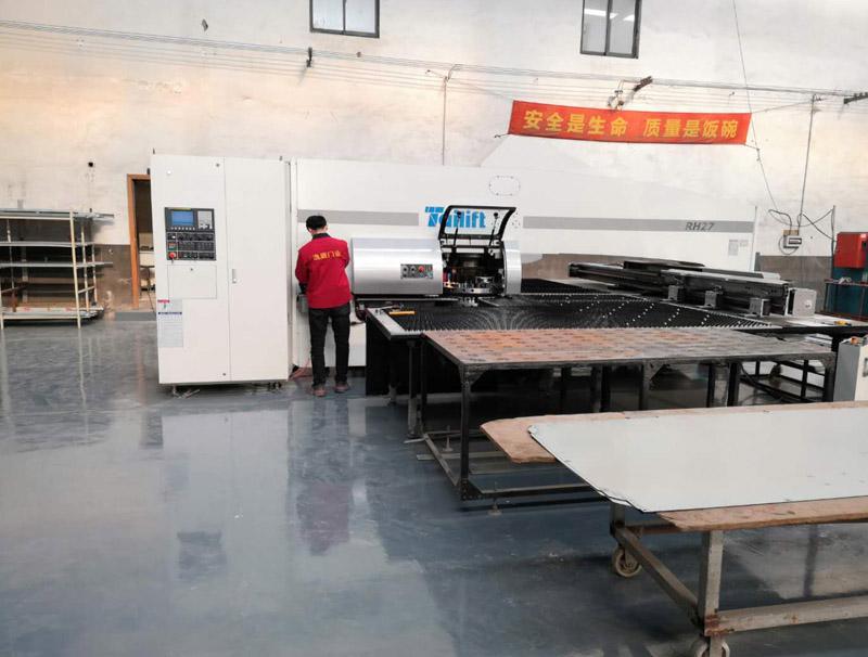 上海防火门安装